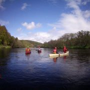 Active Canoeing – Spey Descent