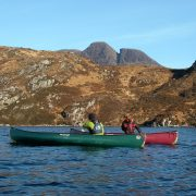 Inverpolly Canoe Expedition