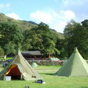 Camping in Style, West Highland Way