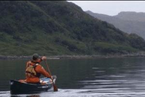 knoydart canoe expedition