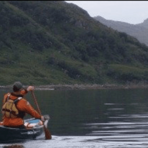 knoydart canoe expedition