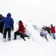 A MOUNTAIN INNOVATIONS WINTER SKILLS TRAINING COURSE AND SNOW HOLE EXPEDITION, HIGHLAND.
