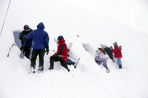 Winter Skills & Snowholing in Scotland