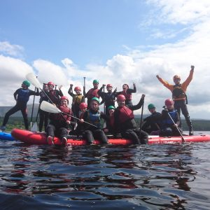 Mega Sup in Aviemore & the Cairngorms