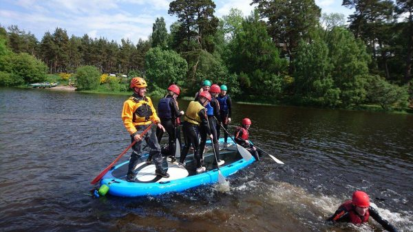 sup canoe and kayak in Ayrshire & glasgow