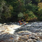Active Outdoor Pursuits Findhorn Dropping in