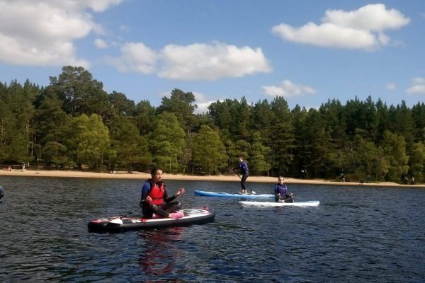Active Outdoor Pursuits SUP