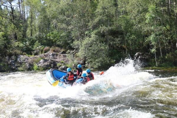 Scotland best rafting