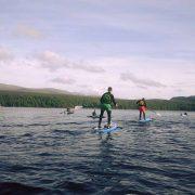 SUP Loch Insh
