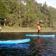 SUP Loch Insh a