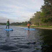 SUP Loch Insh b