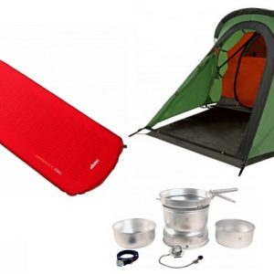 camping equipment rental in the cairngorms