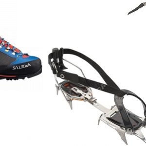 B2 boot, crampon and ice axe rental in aviemore