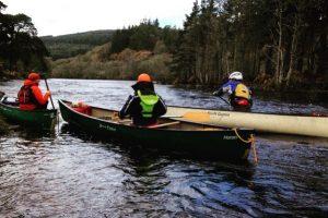Canoe River Ness