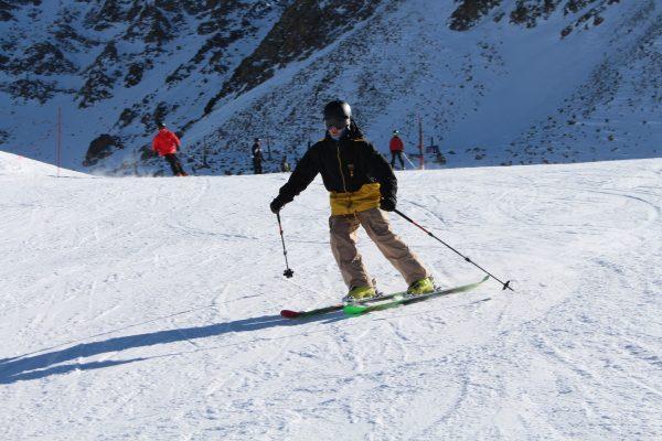 Active Outdoor Pursuits Private Ski Lesson