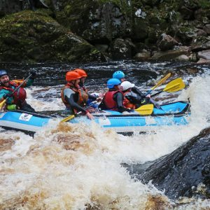 white water rafting, raft guide training course