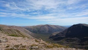 Braeriach Traverse, Cairngorm National Park