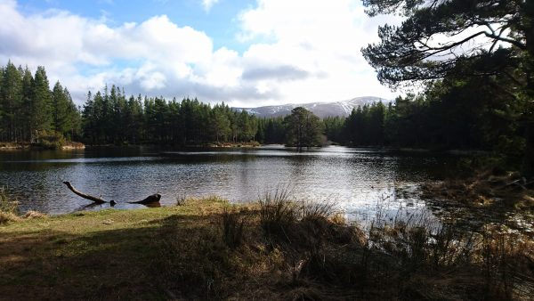 multi day adventure camping trips and journey in the Cairngorms & Scotland
