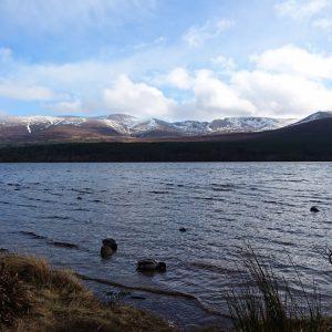 Cairngorm walking trips mountain adventure