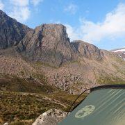 Camping @Shelter Stone,, Loch Avon