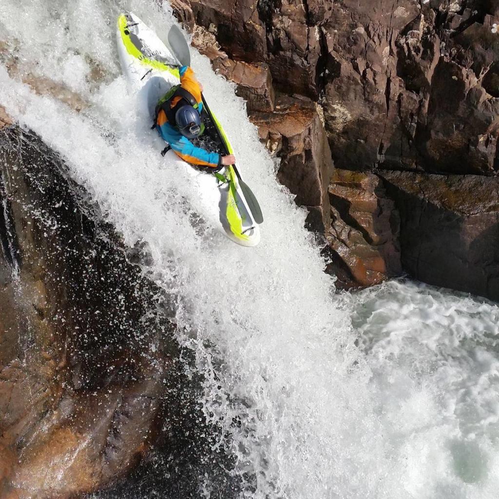 Advanced White Water Kayak Leader Training & assessment