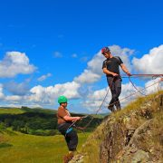 Abseil with Active Outdoor Pursuits