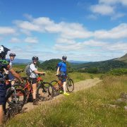 West Highland Way – Mountain Biking