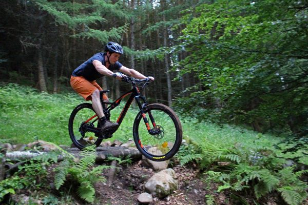 mountain biking in Ayrshire & Glasgow