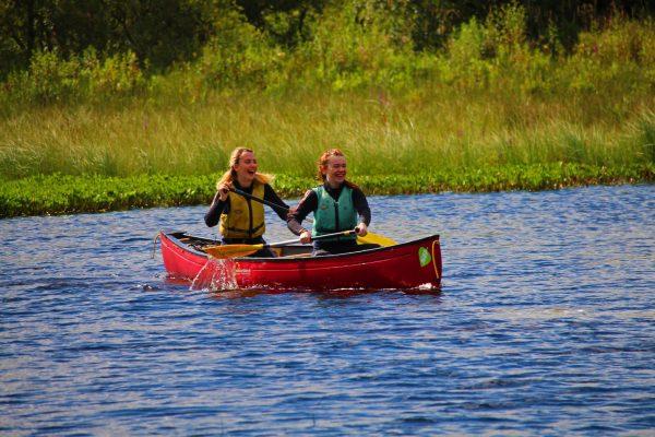 canoeing in Ayrshire gift voucher