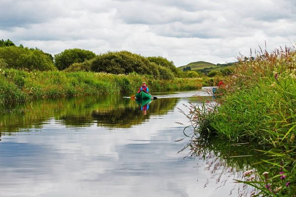 canoeing in ayrshire