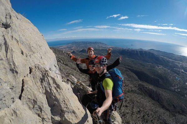 Multi Pitch Climbing