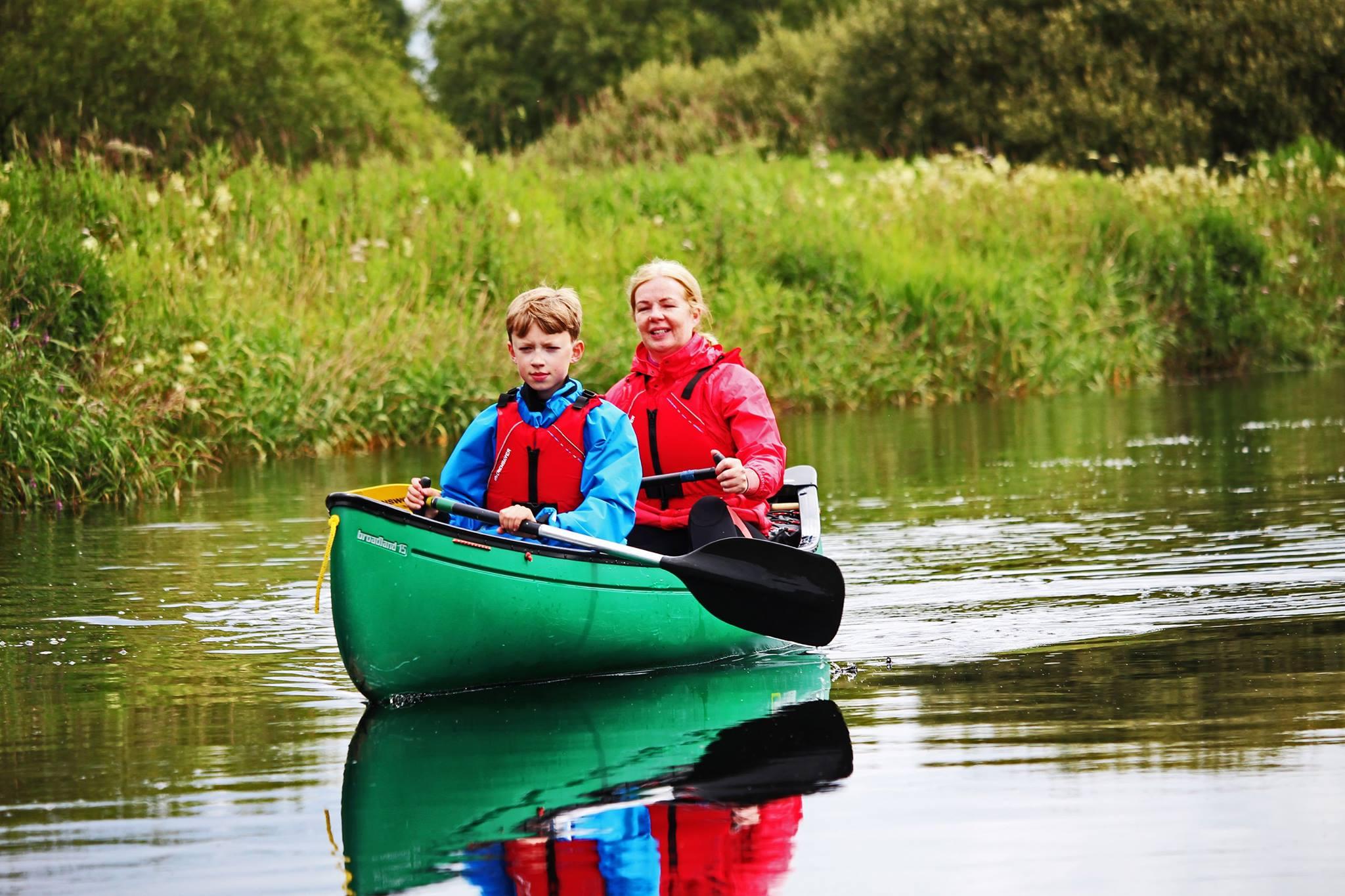 canoe river trip active outdoors pursuits ltd