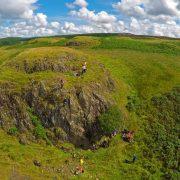 Rock Climb & Abseil
