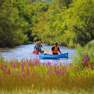 Active Ayrshire intro to canoeing