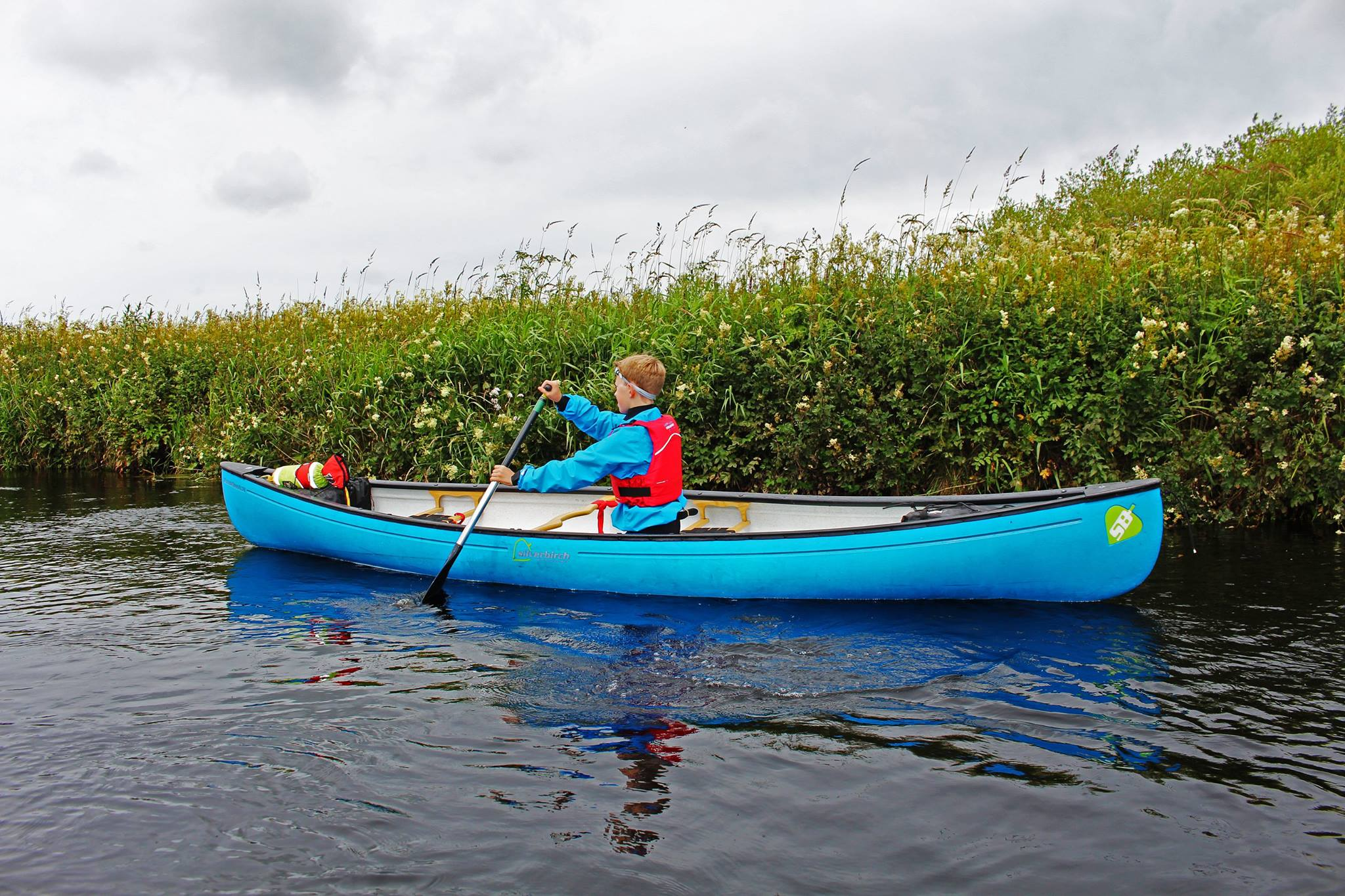 Intro To Canoeing Active Outdoors Pursuits Ltd