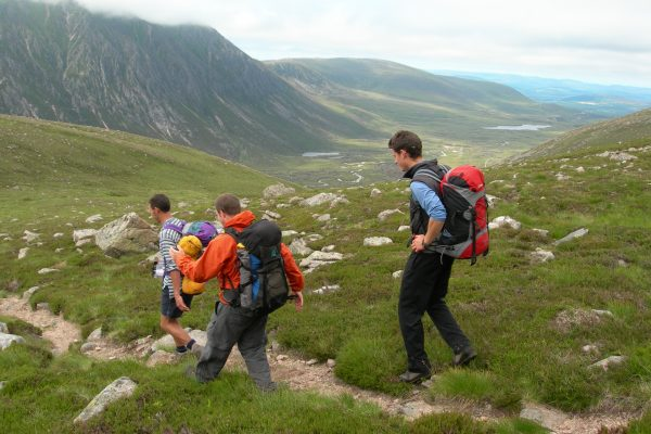 Active Outdoor Pursuits Cairngorms Hill Walk