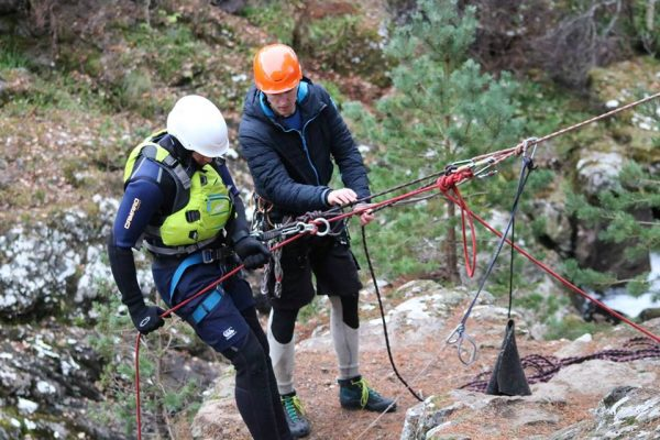 Outdoor Instructor Training Course