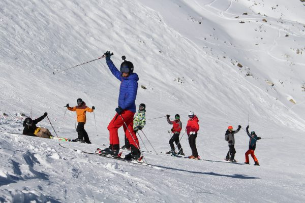 PSAI Level 1 ski instructor qualifications
