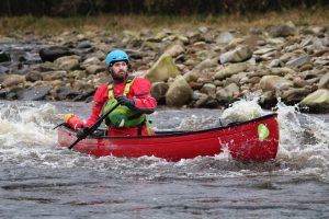 Active Outdoor Pursuits Canoeing River Spey Classic