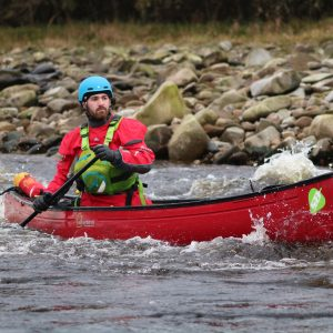 canoeing in aviemore & the cairngorms