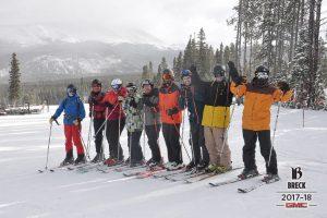 outdoor activity instructor training ski