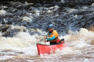 Active Outdoor Pursuits River Findhorn Canoeing