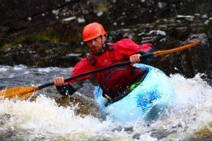 Active Outdoor Pursuits WW Kayak Upper Roy