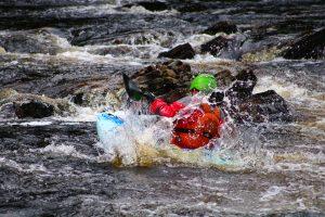 Active Outdoor Pursuits Wild Kayaking