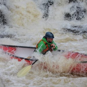 Advanced canoe leader assessment