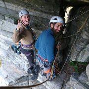 ACtive Outdoor Pursuits Rock Climbing