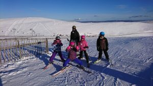 snowsports holidays in scotland