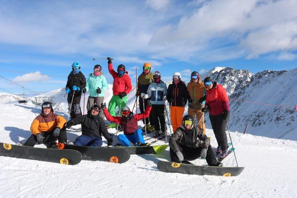 active snowsports school and holidays in Scotland
