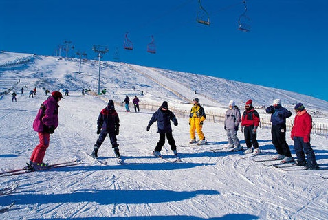 PSIA level 1 ski instructor qualification