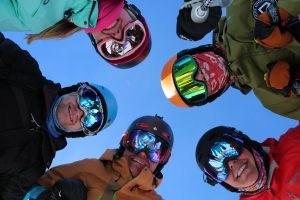 Ski lessons in Fort William at the nevis range or glencoe